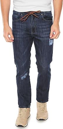 60b0abd584 Timberland Calça Jeans Timberland Slim Dry Azul