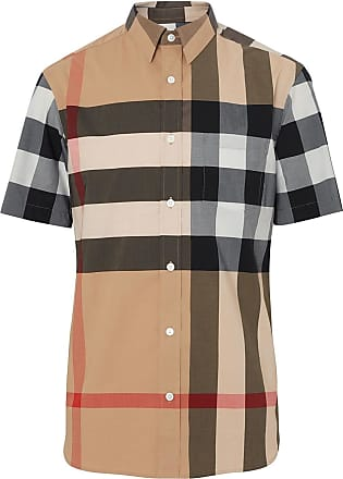 f874df067 Men's Burberry® Short Sleeve Shirts − Shop now up to −49% | Stylight