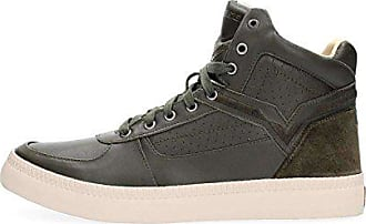 Diesel Y01368 P1193 S-SPAARK MID SNEAKERS Herren Sneaker Schuhe FOREST  NIGHT 44 EUR   8458eff88a