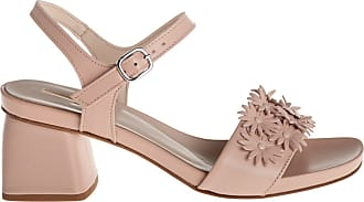 Jeannot sandalo tacco grosso, 36 / rosa