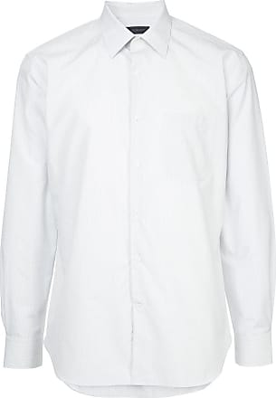 Durban Camisa listrada - Branco