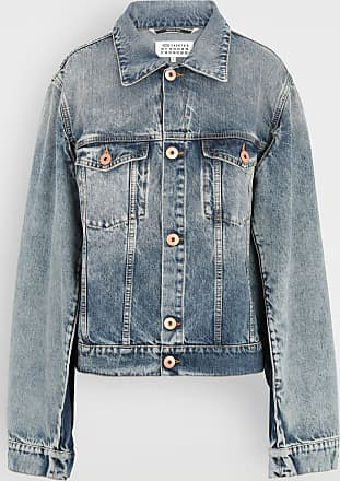 Maison Margiela Flat Pattern Denim Jacket