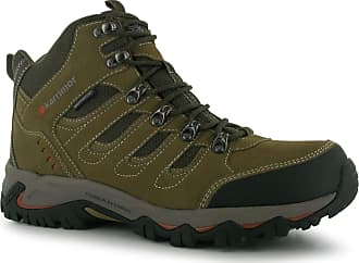 Karrimor Mens Cougar Walking Boots Lace Up Padded Ankle Collar