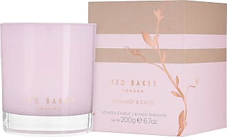 Ted Baker Residence Scented Candle - 200g - Bergamot & Cassis