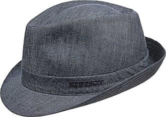 b6abce25349 Stetson Geneva Linen Trilby by Stetson Sun hats