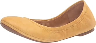 Lucky Brand womens EMMIE Emmie Yellow Size: 8.5 Wide