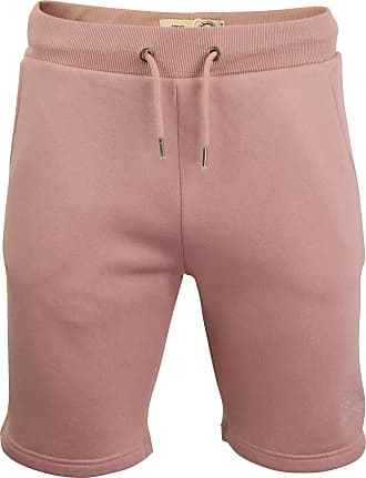 Tokyo Laundry Mens Jogger Shorts by Falcon (Dusty Pink) S