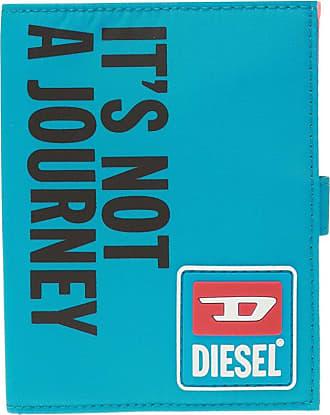 Diesel Printed Document Case Mens Multicolour