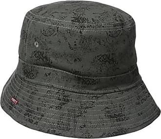 A. Kurtz A. Kurtz Mens Pax Camo Bucket, Charcoal, Medium
