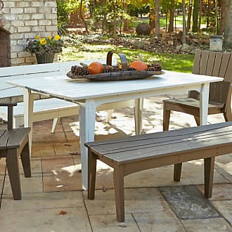 UWharrie Chair Outdoor Uwharrie Hourglass 69-in. Rectangle Patio Dining Table - H091-024P