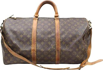 1fce5ffb02f6 Louis Vuitton Keepall Bandouliere 50 866328 Coated Canvas Weekend travel Bag