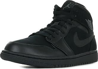 new concept 709c2 51c98 Homme Air Force 1 Blanche Baskets. Livraison: gratuite. Nike Air Jordan 1  Mid