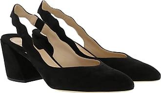 Chloé Pumps - Lauren Slingback Pump Leather Black - black - Pumps for ladies