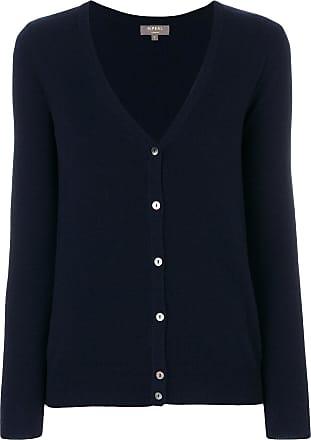 N.Peal Cardigan de cashmere - Azul