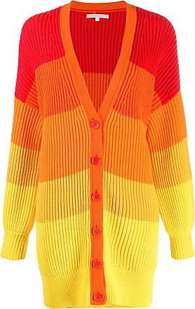 Chinti and Parker Cardigan de tricô - Vermelho