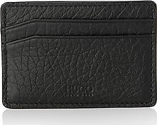 Hugo boss business card holders 16 items stylight hugo boss grained leather card holder colourmoves