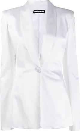 House Of Holland Blazer com abotoamento simples - Branco