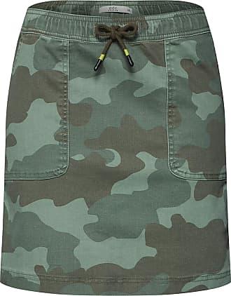 EDC by Esprit Womens 030cc1d314 Skirt, 350/Khaki Green, 38