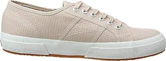 Superga Unisex Adults 2750-cotu Classic Gymnastics Shoes, Pink (Pink Skin W6y), 8.5 UK