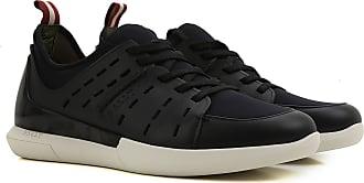 Bally Sneakers for Men On Sale in Outlet, Black, Nylon, 2017, UK 5 - EU 39 - US 6