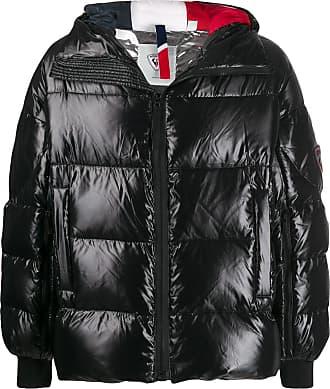 Rossignol oversized down jacket - Black