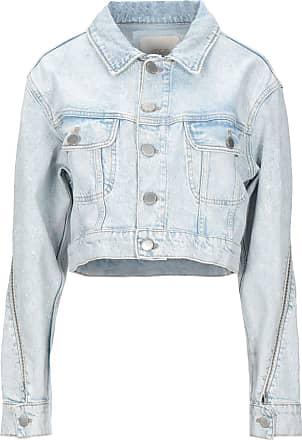 Maje JEANS - Capispalla jeans su YOOX.COM