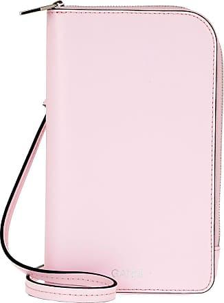 Ganni Phone Bag Cherry Blossom Umhängetasche rosa