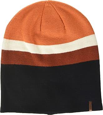 Barts Mens Jispen Beanie Beret, Orange (Orange 0011), One Size