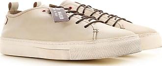 Wally Walker Sneaker Uomo On Sale, Lime, pelle, 2019, 40 41 42 43
