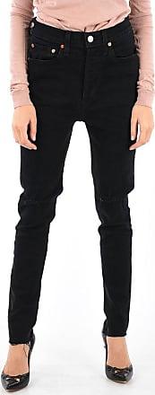 Re/Done 13cm Distressed Denim Stretch Jeans size 27