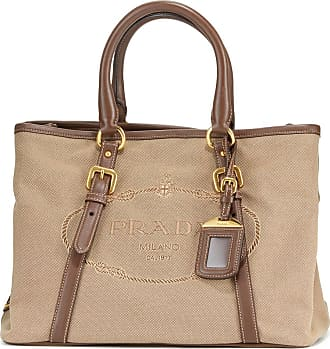 b3ec4ff283 Prada® Canvas Bags: Must-Haves on Sale up to −70% | Stylight
