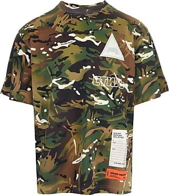 HPC Trading Co. Fashion Man HMAA019F20JER0115901 Multicolor Cotton T-Shirt | Fall Winter 20