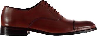 Firetrap Mens Blackseal Arundel Derby Shoes Brown UK 9 (43)