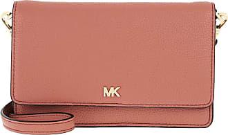 Michael Kors Mott Phone Crossbody Sunset Peach Umhängetasche rosa