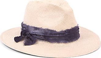 ále by Alessandra Womens Luca Panama Sunhat Packable, Adjustable & UPF Rated, Natural/Dark Grey, One Size