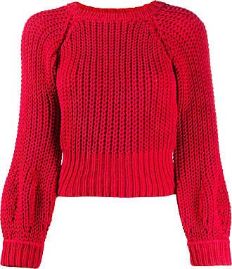 Maison Flâneur Suéter de tricô - Vermelho