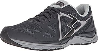 361° Mens 361-RAMBLER Running Shoe, Ebony/Sleet_0706, 10.5 M US