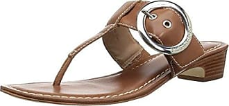 Bernardo Womens Grace Wedge Sandal, Luggage Antique Calf, 5.5M M US