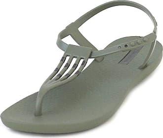 3e39a2bbefd Ipanema Womens Thong Sandals Green Green Green Size  7 UK