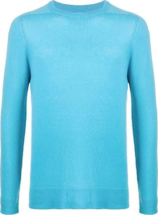 Pringle Of Scotland Suéter gola redonda de cashmere - Azul