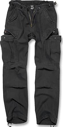Brandit M65 Ladies Vintage Trouser Cargo Hose schwarz, Größe 28W