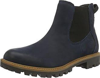 Tamaris Damen 25401 Chelsea Boots, Blau (Navy), 38 EU 09ba9c0ff1