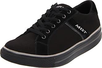 edb4d1f119ff Mbt Mens Jambo m navy Shoes Black Size  6