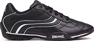 Lonsdale Camden mens sneakers, leisure shoes, sport shoes, fashion sneakers Multicolour Size: 10 UK