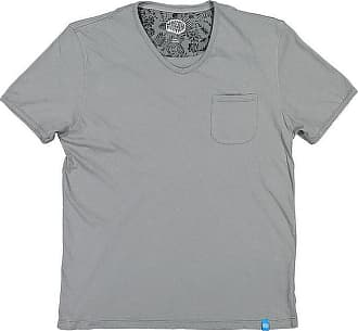 Panareha MOJITO v-neck t-shirt grey