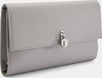 Ted Baker Circle Lock Travel Wallet in Grey ROSEM, Womens Accessories