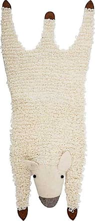 Bloomingville Alfombra Sheep 120x50cm