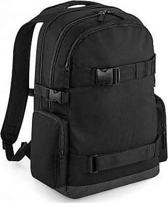 BagBase Old School Boardpack (One Size) (Black)