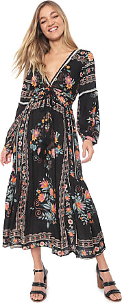 Dress To Vestido Dress to Midi Andino Preto