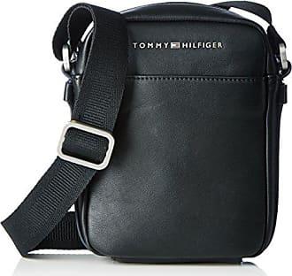 86fe1c32a7c72 Tommy Hilfiger Herren TH CITY MINI REPORTER Business Tasche Schwarz (Black)